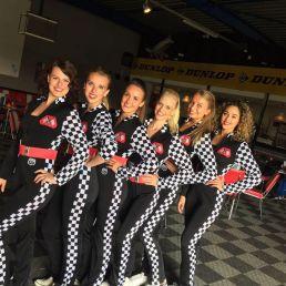 Grid Girls - Grand Prix