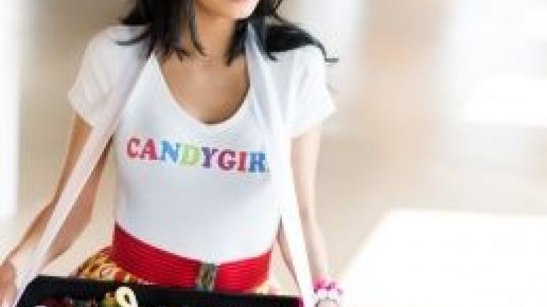 Candy Girl - Snoep Meisje