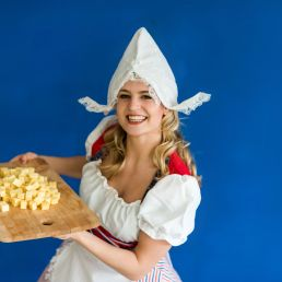 Hollandse Meisjes - Dutch Ladies