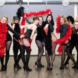 Trainer/Workshop Antwerpen  (BE) Burlesque beginner workshop