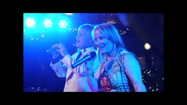 Singing group Ordingen  (BE) Singing duo Win & Syl