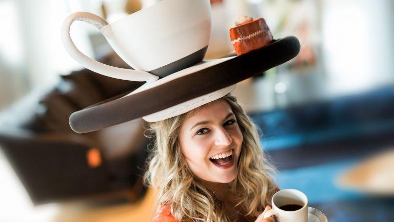 Koffie Meisje - Coffee Girl