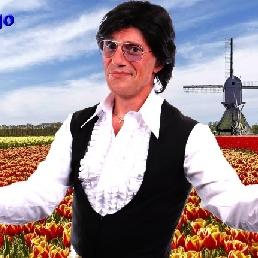 Singer (male) Eygelshoven  (NL) Walter Ego