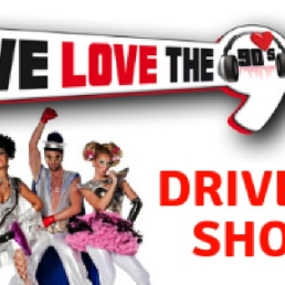 Drive-in show Haarsteeg  (NL) We Love The 90's Drive In Show