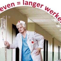 Speaker Antwerpen  (BE) Tot aan je pensioen fit én energiek!