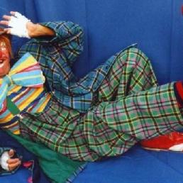 Clown Knokke  (BE) Clown Popi