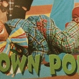 Kindervoorstelling Knokke  (BE) De Geboorte van de Clown