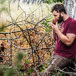 Bushcraft by Mike de Roover