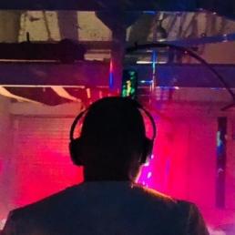 DJ Gent  (BE) Greger Møller Techno DJ