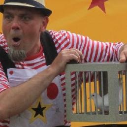 Kindervoorstelling Tessenderlo  (BE) Big D's mini western circus