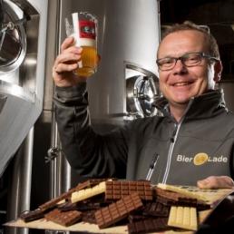 Bierolade: Bier en chocolade wandeling
