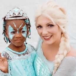 Character/Mascott Aalsmeer  (NL) Prinses inhuren