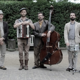 Band Ellezelles  (BE) Cabaretti Orchestra