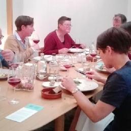 Proeverij Oostende  (BE) Bier Food Pairing met Zytholoog Kurt