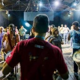 Trainer/Workshop Gent  (BE) Samba workshop