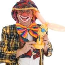 Ballon artiest Gistel  (BE) Ballon Animatie Sprookjesfabriek
