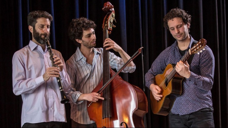 El Puente Trio (or duo quartet)
