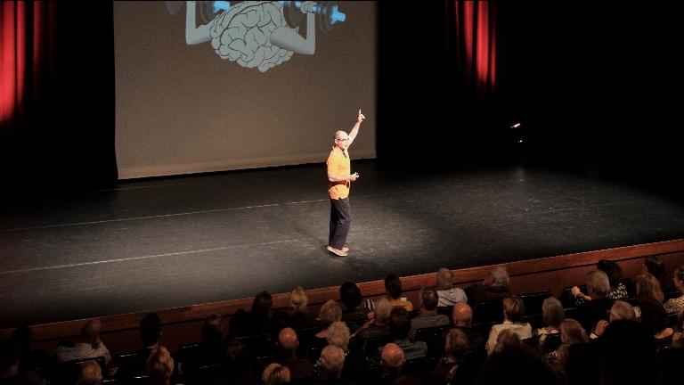 Spreker: Gedachten zijn krachten Mindset