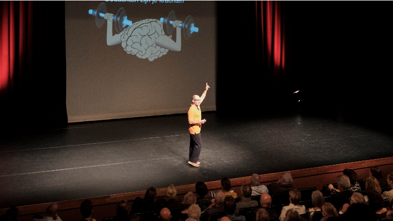 Speaker Heiloo  (NL) You can do more than you think!  - online!