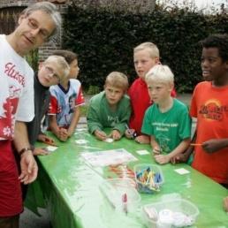 Kids show Maldegem  (BE) Creative: