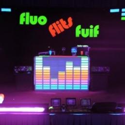 Kids show Maldegem  (BE) Fluo-Flits-Fuif for Minis