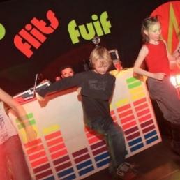 Kids show Maldegem  (BE) Fluo-Flits-Fuif  XL
