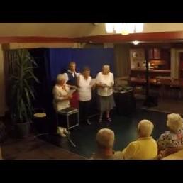 Seniorenshow  - Weer eens iets anders