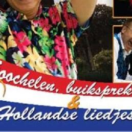 Seniorenshow  -Lekker Hollands