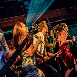 Band Groningen  (NL) Flu Fighters