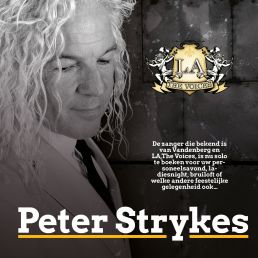 From Hazes to Puccini Peter Strykes