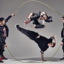 Dansgroep Deinze  (BE) DDF Crew: Streetshow