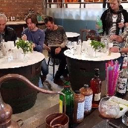 Trainer/Workshop Tongeren  (BE) Cocktail Workshop by Jamie