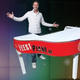 Pianist Roosendaal  (NL) Feest Piano