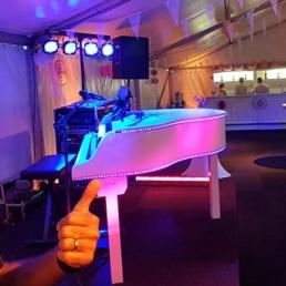 Party Piano Piano Show