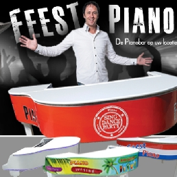 Pianist Roosendaal  (NL) Feest Piano pianoshow