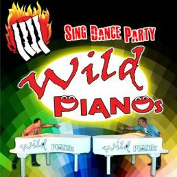Pianist Roosendaal  (NL) Wild Pianos