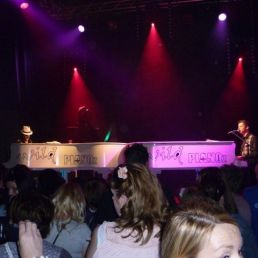 Wild Pianos