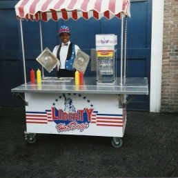 Food truck Eindhoven  (NL) American Hotdogs