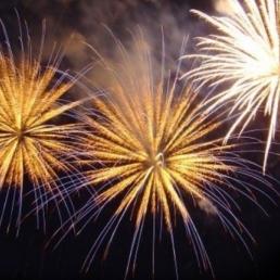 Stunt show Lummen  (BE) T&T Fireworks
