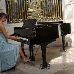 Pianist Rotterdam  (NL) Piano Klassiek MildaMatilda