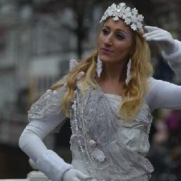 Animatie Amersfoort  (NL) Ice Queen