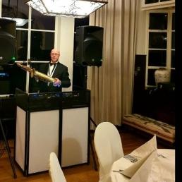 Saxofonist Koog aan de Zaan  (NL) DJ-Sax