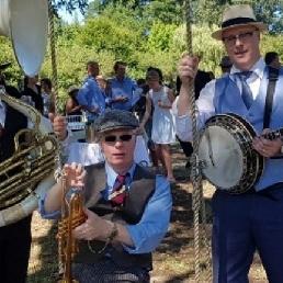 Dixielandband