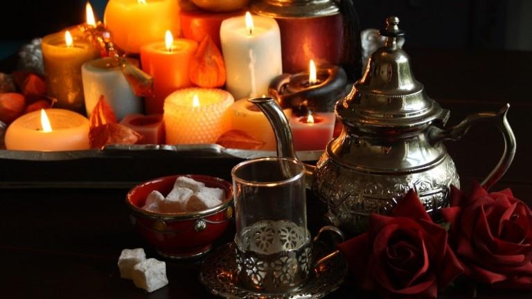 Bellydance: Kinderfeest i.c.m. High Tea