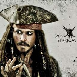 Carribean Pirate