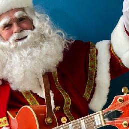 Singer (male) Utrecht  (NL) Wilhelm the Singing Santa Claus
