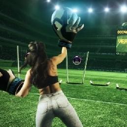Virtual Reality Voetbal
