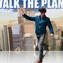 Sport/Spel Heemstede  (NL) Virtual Reality Walk the Plank