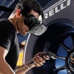 Sport/Spel Heemstede  (NL) Virtual Reality F1 Pit Stop Spel