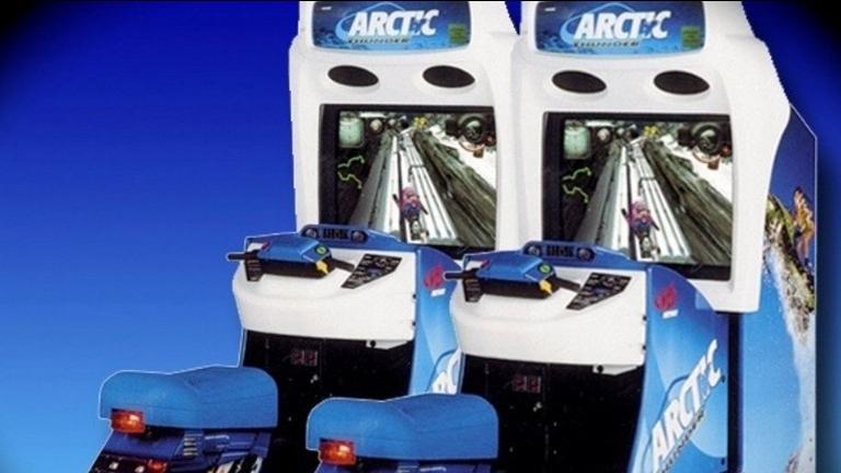 Arthic Thunder -Snowmobile Simulator